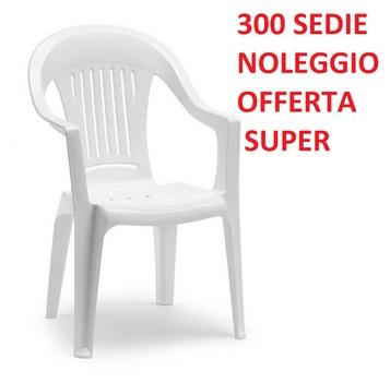 Sedie In Resina Colorate.Noleggio Affitto Sedie Resina Plastica Con Braccioli Offerta Stock